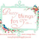 Pretty Things for You {$50 Giveaway}