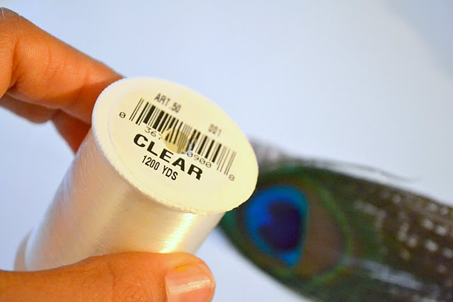 Clear thread