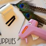 DIY Feather Extension Headband Tutorial
