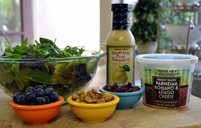 Trader Joe's Salad Recipe