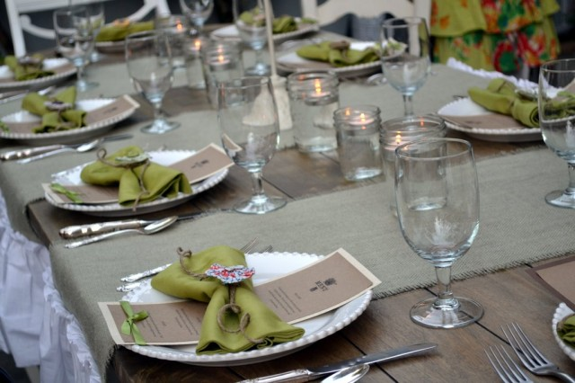 Plates Home Goods ... & Farmers Market Dinner Party Part 2 - celebrate - Little Miss Momma