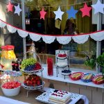 Fourth of July Backyard Party