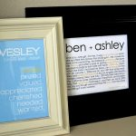 Our Love Story {and a Mod Memento GIVEAWAY & Discount}