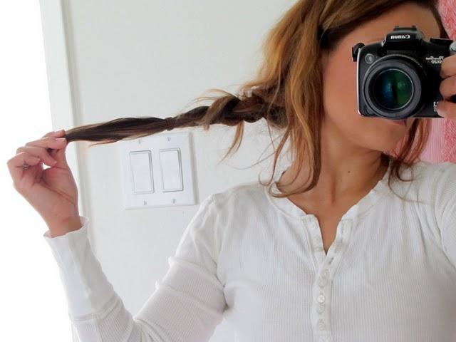 Morning hair braid