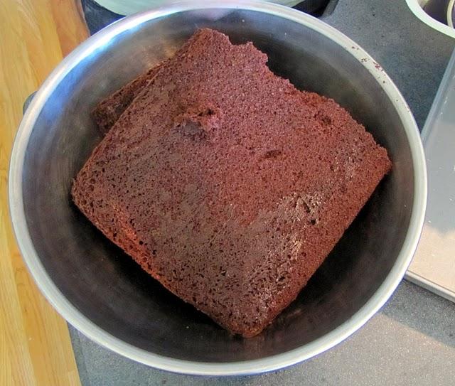 Cake for cake pops