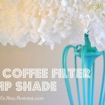 coffee filter shade