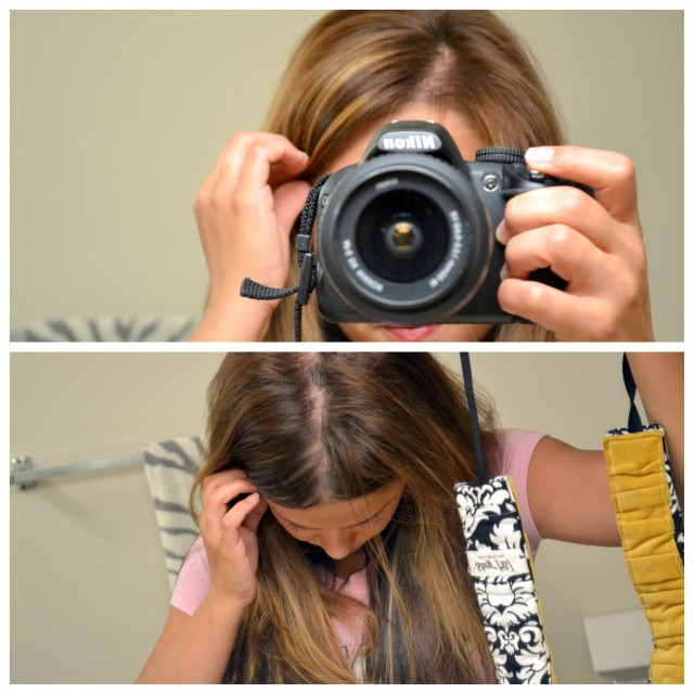 Diy Straight Hair And Feather Extensions Style Little Miss Momma