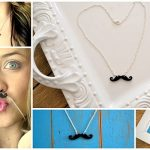 The Moustache Necklace on GroopDealz {only $9}
