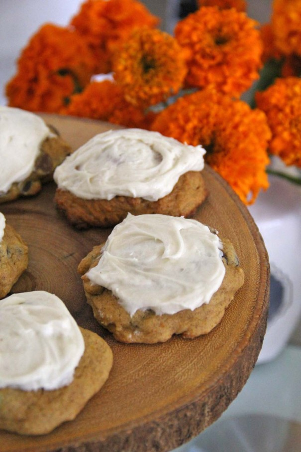 pumpkin cookies 2