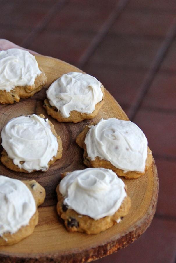 pumpkin cookies 5
