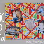 Fabric Memo Board Tutorial