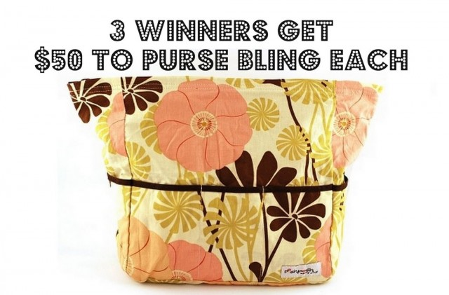Find Purse Bling coupon code on this page. When you click