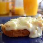 creamed eggs and toast recipe