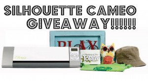 Silhouette Cameo giveaway: Little Miss Momma