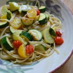 Healthy Vegetable Pasta: Summer Spaghetti