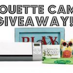Silhouette Cameo Giveaway on Little Miss Momma