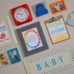 Baby boy nursery wall art decor ideas