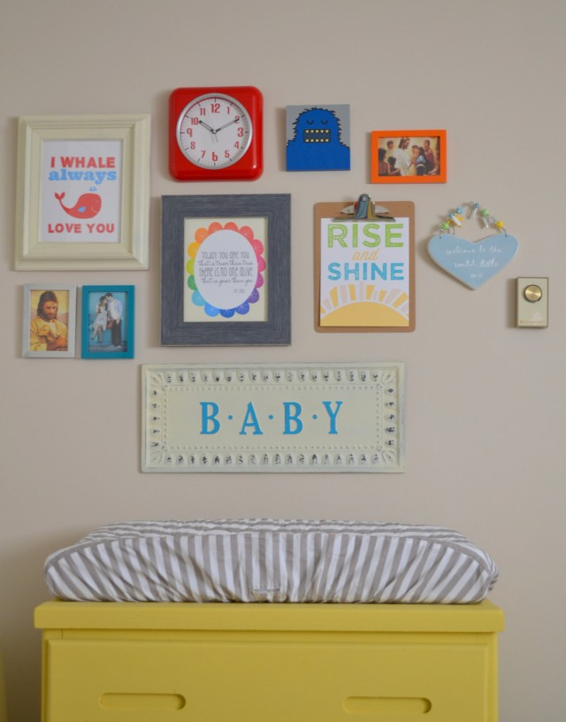 Sawyers Baby Boy Nursery Crafts Diy Favorites Things