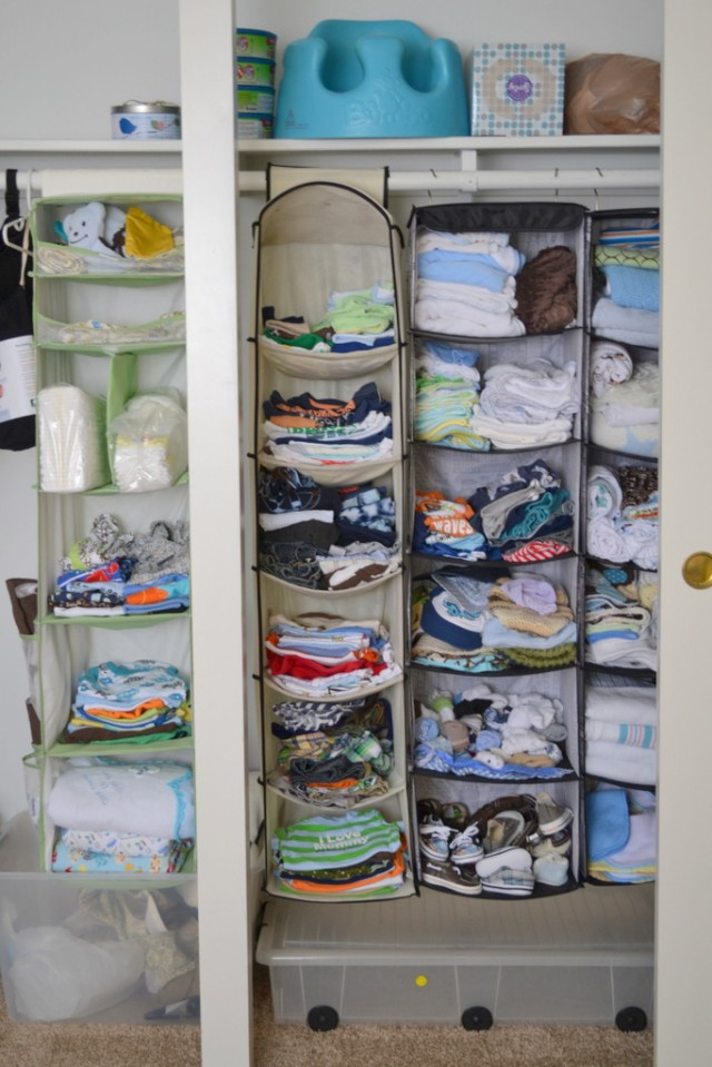 how to organize a small bedroom without closet sawyers baby boy nursery crafts diy favorites things 21263