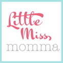 Little Miss Momma Button
