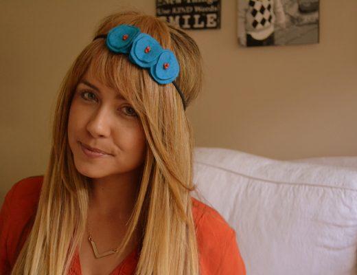 Much Love Illy poppy headbands