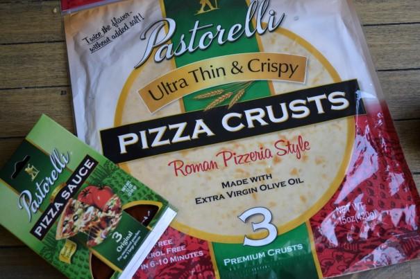 pizza crust pasterelli