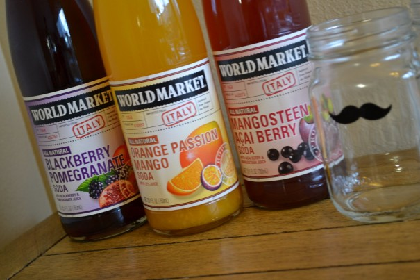 world market sparkling fruit drinks