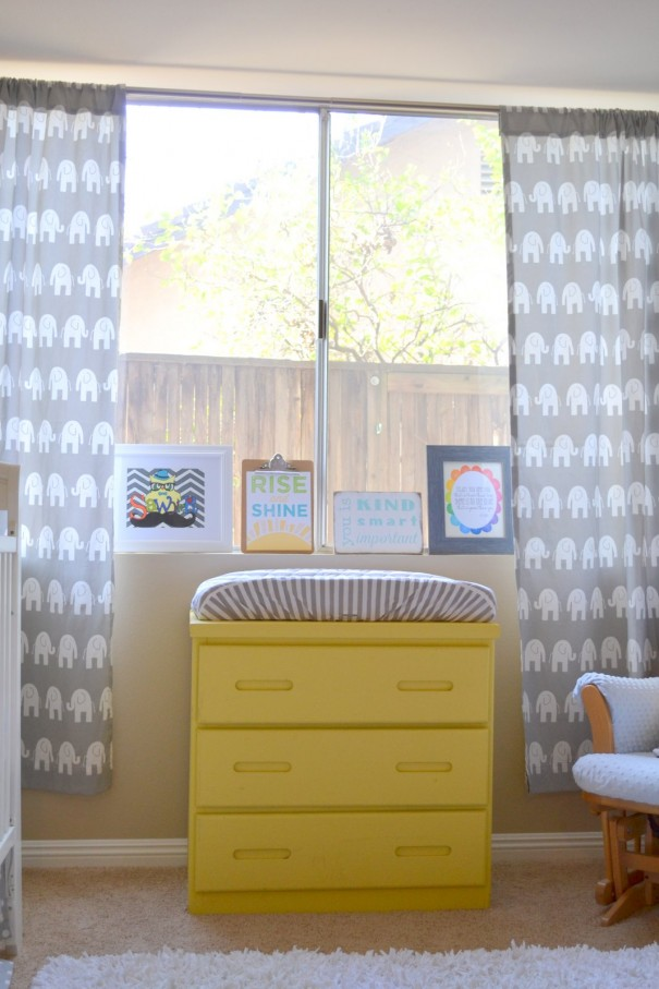 Colorful Baby Nursery Decor And My Favorite Baby Items