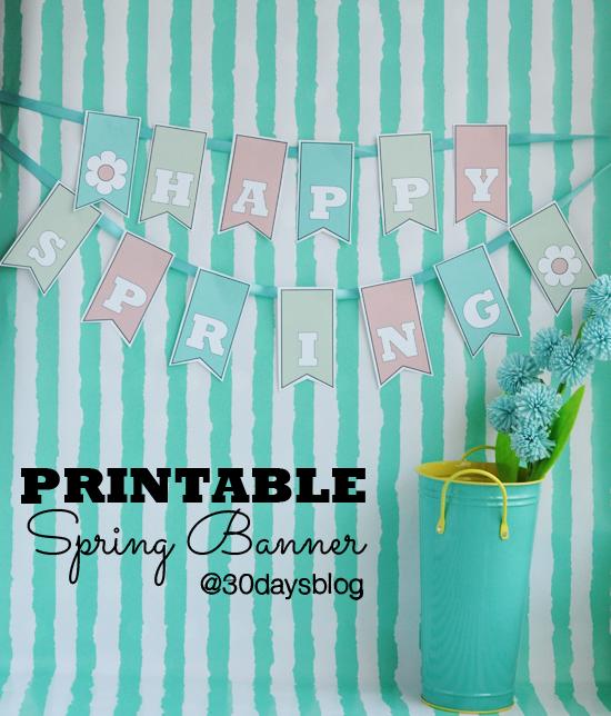 springprintablebanner