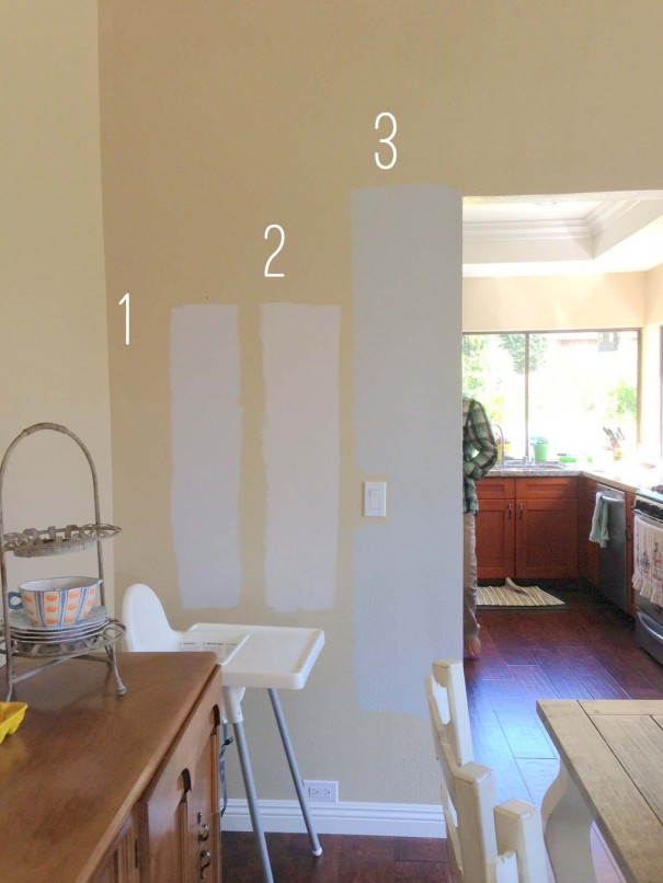 Our Kitchen Remodel With Paint The Before Nest Little Miss Momma