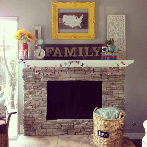Hello Monday: Bunting and Book Club - live - Little Miss Momma
