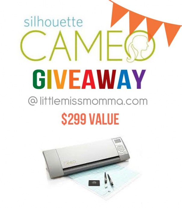 silhouette cameo giveaway lmm