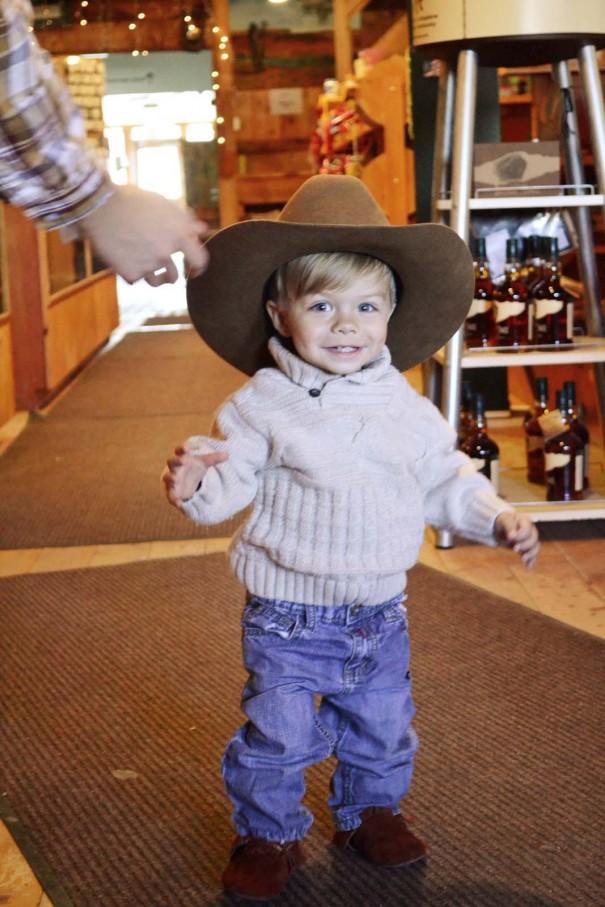 cowboy sawyer