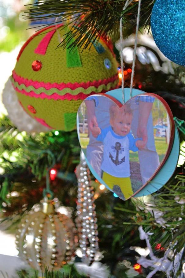 sawyer ornament