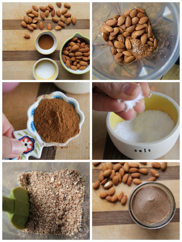 1-Almond Butter Recipe