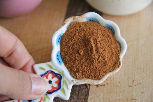 cinnamon almond butter recipe