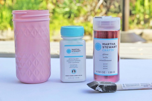 martha stewart glitter and glue