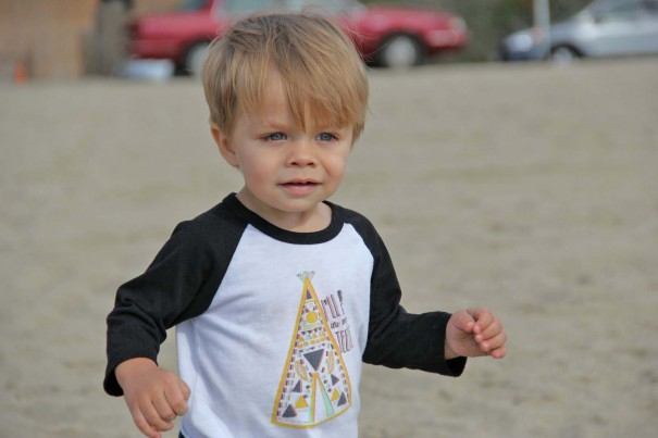 sawyer teepee shirt
