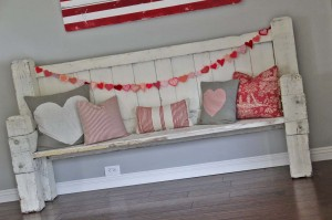 valentines day heart decor