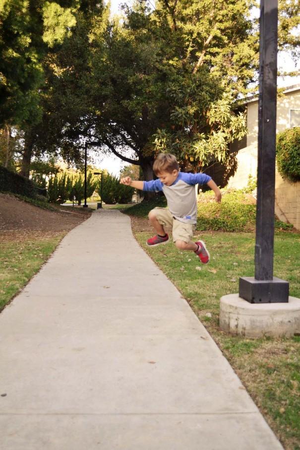 wesley jumping 2