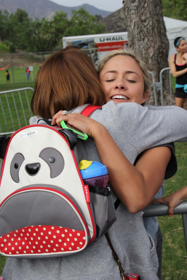 lacey hug
