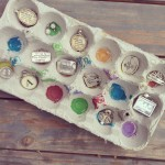 Egg Carton Jewelry Holder: Kids DIY