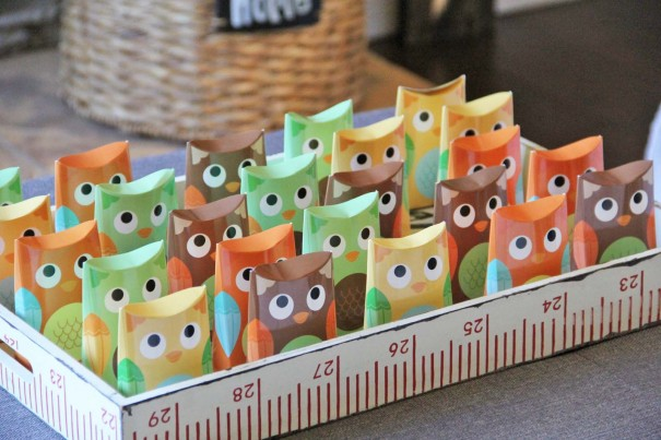 owl favors