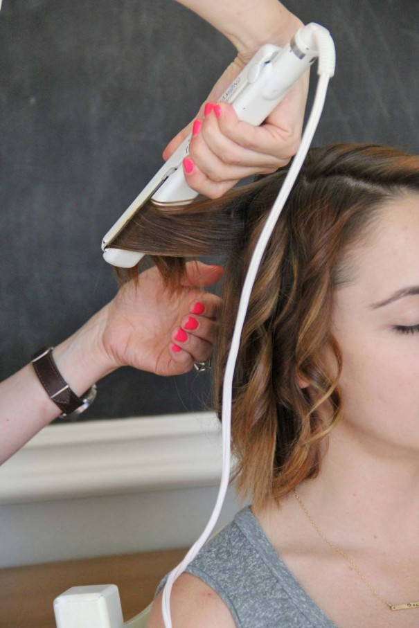 beachy waves how to