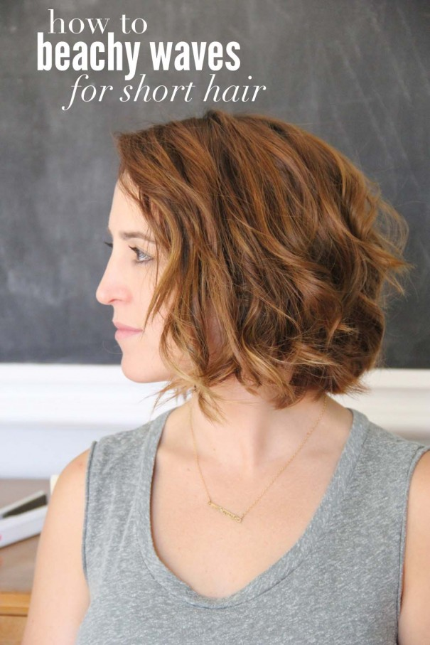 http://www.littlemissmomma.com/2014/05/beach-waves-short-hair.html
