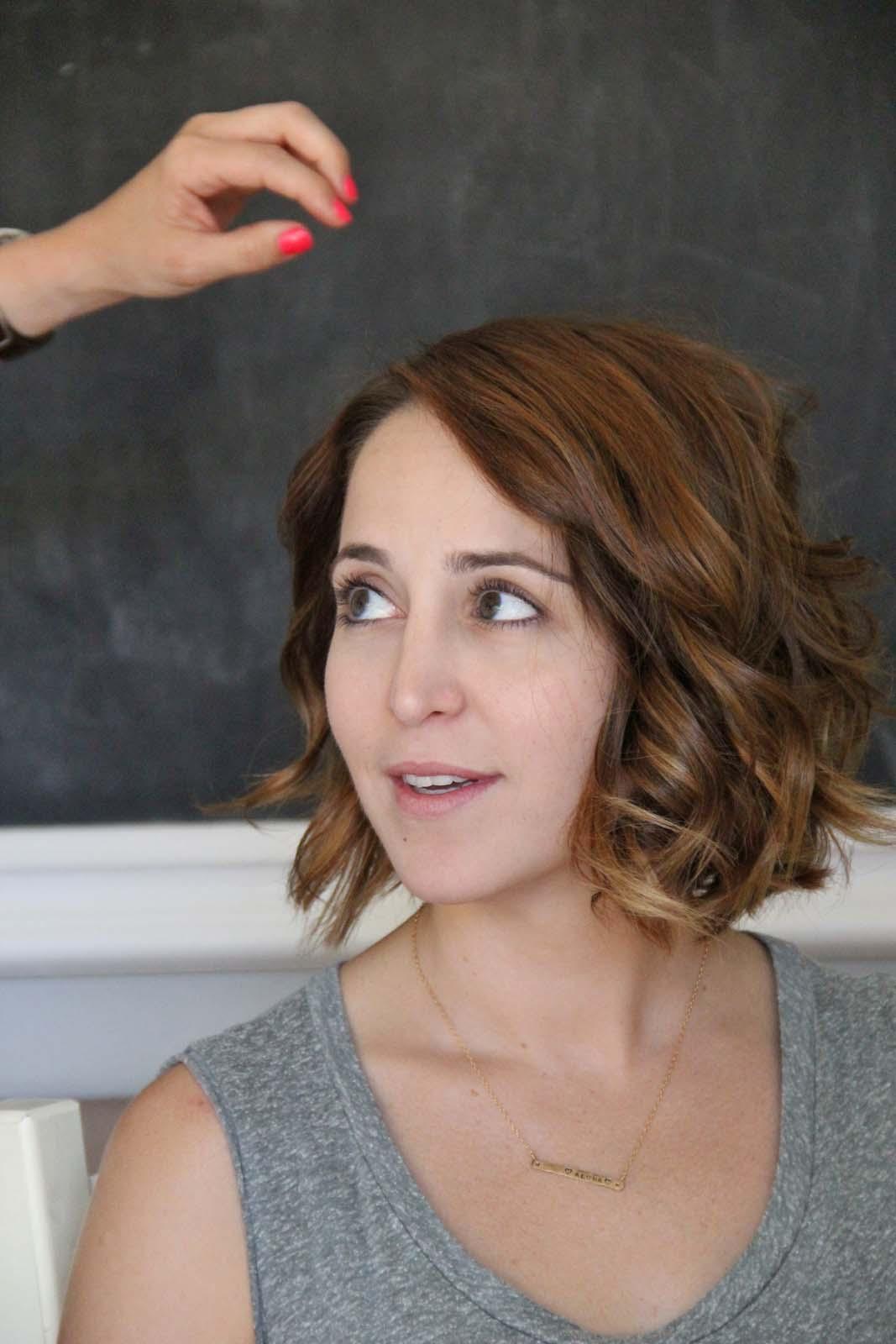 separate curls