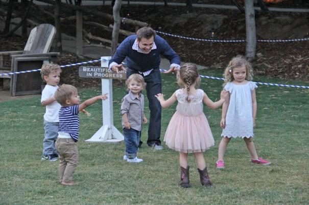 ben and kids