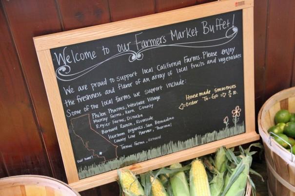 farmers market buffest westlake