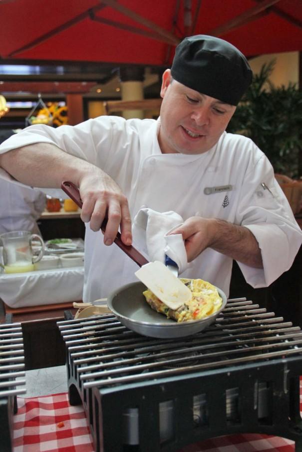 omelet guy