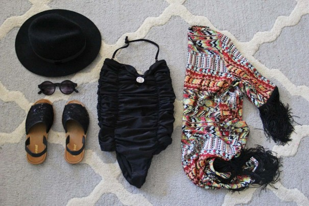 pool day outfit